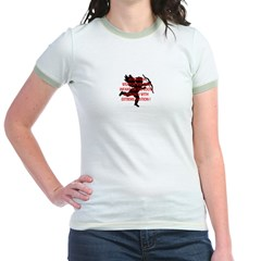 Killer Cupid Jr. Ringer T-Shirt