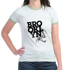 Brooklyn Jr. Ringer T-Shirt