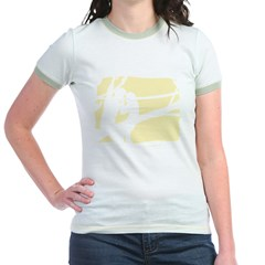 Edward and Bella Jr. Ringer T-Shirt