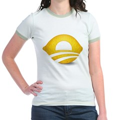 Lemon Presiden Jr. Ringer T-Shirt