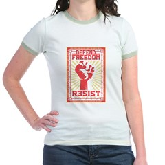 Resist 2 Jr. Ringer T-Shirt