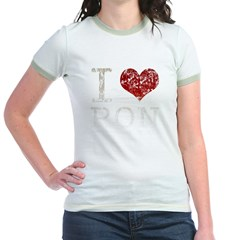I heart Ron Paul Jr. Ringer T-Shirt