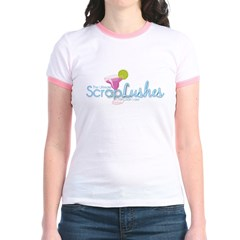 scraplushes Jr. Ringer T-Shirt