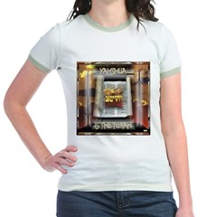 Yahshua is The Torah Jr. Ringer T-Shirt