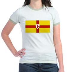 Ulster Flag Jr. Ringer T-Shirt