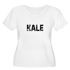 Kale Women's Plus Size Scoop Neck T-Shirt
