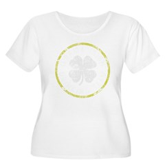 O'Bama Irish Drinking Team Women's Plus Size Scoop Neck T-Shirt