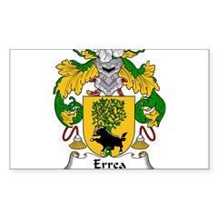 Errea Rectangle Sticker (Rectangle 10 pk)