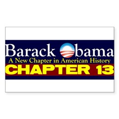 Chapter 13 Sticker (Rectangle 10 pk)