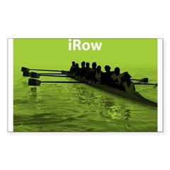 iRow Rectangle Sticker (Rectangle 10 pk)