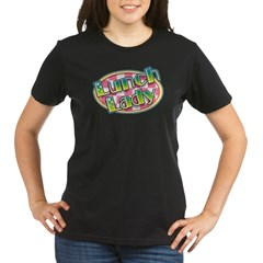 Lunch Lady Organic Women's T-Shirt (dark)