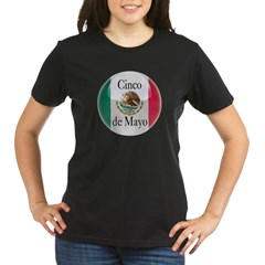 Cinco de Mayo Organic Women's T-Shirt (dark)