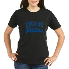 Team Rudy 2008 Organic Women's T-Shirt (dark)