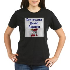 Dental Assistant Organic Women's T-Shirt (dark)