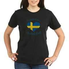 SwedishLove Organic Women's T-Shirt (dark)