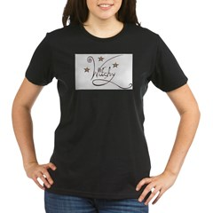 Witchy Organic Women's T-Shirt (dark)