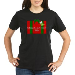 Jingle-Wear Organic Women's T-Shirt (dark)