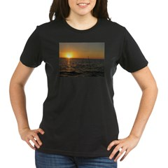 Sunset Organic Women's T-Shirt (dark)