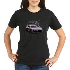 Joels car Organic Women's T-Shirt (dark)