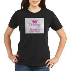 Princess Marisa Organic Women's T-Shirt (dark)