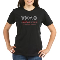 Team Jakeward Twilight Gifts Organic Women's T-Shirt (dark)