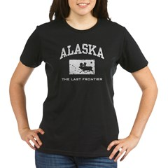 Alaska Organic Women's T-Shirt (dark)