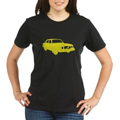 auto_volvo_140y Organic Women's T-Shirt (dark)