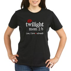 Twilight Mo Organic Women's T-Shirt (dark)