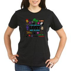 LOST Memories V2 Organic Women's T-Shirt (dark)