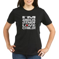 arnold_love_child Organic Women's T-Shirt (dark)