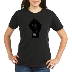99 % Fis Organic Women's T-Shirt (dark)