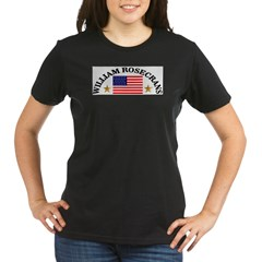 William Rosecrans, USA Organic Women's T-Shirt (dark)