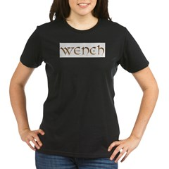 wench.jpg Organic Women's T-Shirt (dark)