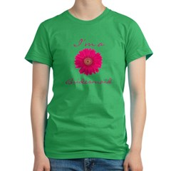 Bridesmaid Women's Fitted T-Shirt (dark)