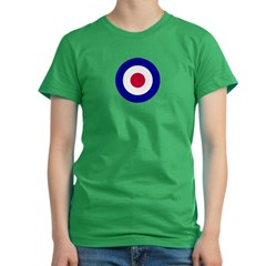 RAF-Royal Air Force Women's Fitted T-Shirt (dark)