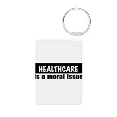Healthcare Aluminum Photo Keychain