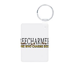 BEECHARMER Aluminum Photo Keychain