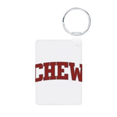 CHEW Design Aluminum Photo Keychain
