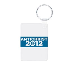 ANTICHRIST 2012 Aluminum Photo Keychain