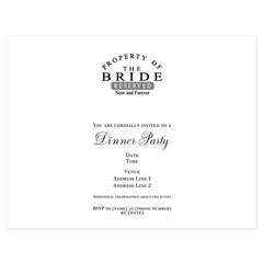 Property Bride Forever 5.5 x 4.25 Flat Cards