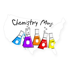 Chemi USA Sticker