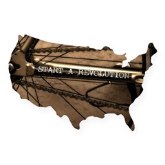 Revolution USA Sticker