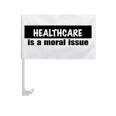 Healthcare Car Flag