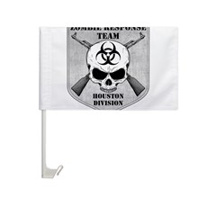 Zombie Response Team: Houston Division Car Flag