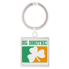BIG BROTHER (Irish) Square Keychain