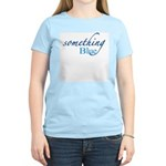 Something Blue Women's Light T-Shirt