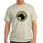 Black Lab Crest - Light T-Shirt