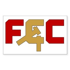 "The ""FCC"" Sticker (Rectangular)"