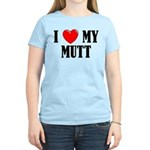 Love My Mutt Women's Light T-Shirt