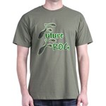 Future Frog Military Green T-Shirt